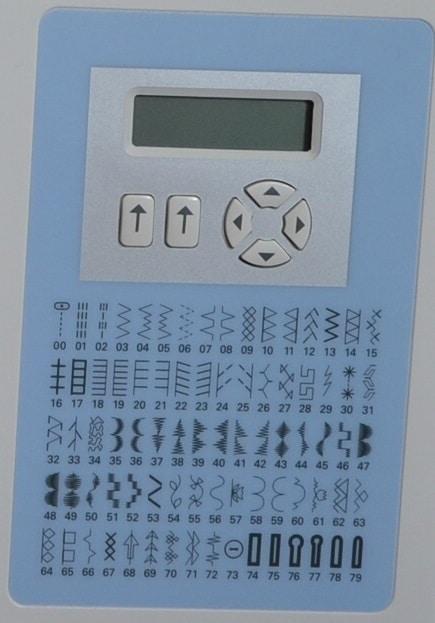 points de couture Pfaff Element 1080s