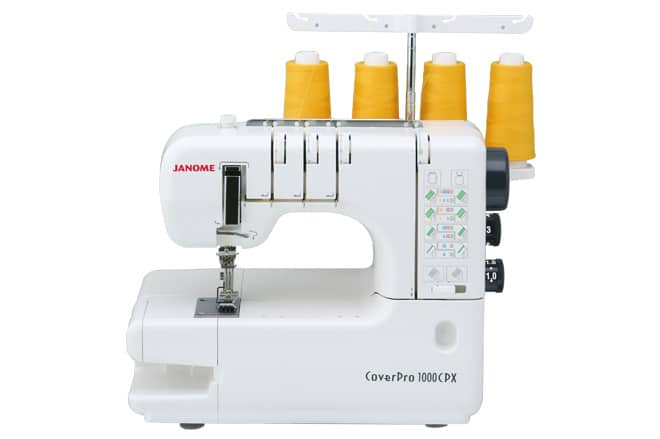 Recouvreuse Janome 1000CPX