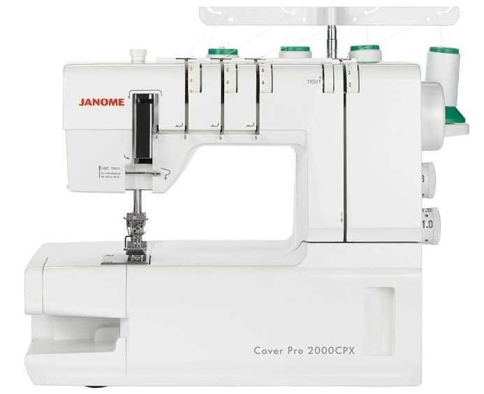 Recouvreuse Janome 2000CPX