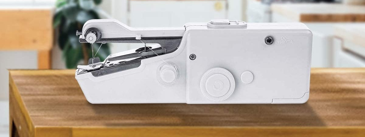 Charminer mini machine à coudre