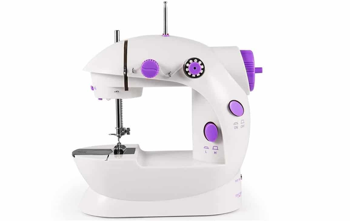 Joody mini machine à coudre