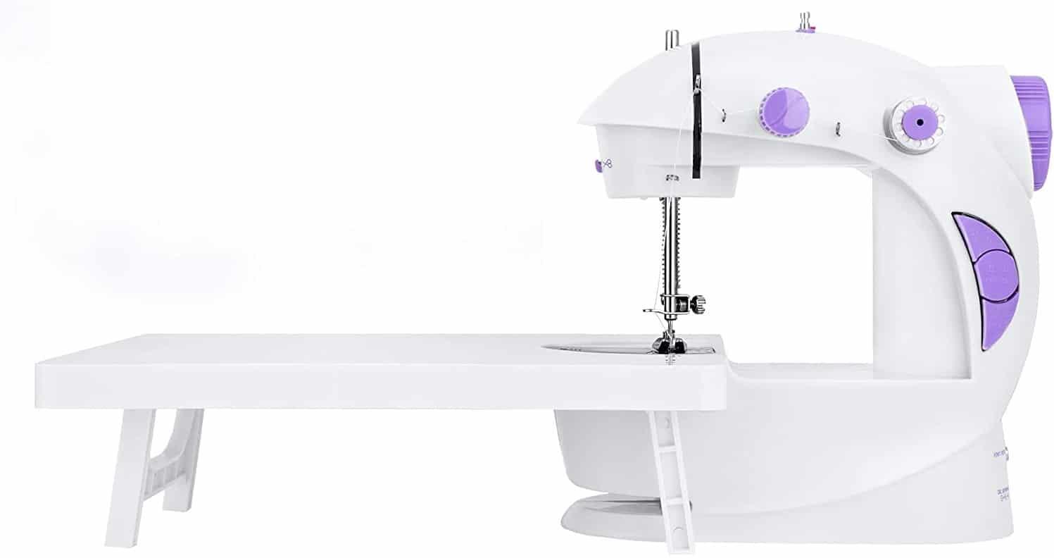 La KPCB Tech mini machine à coudre