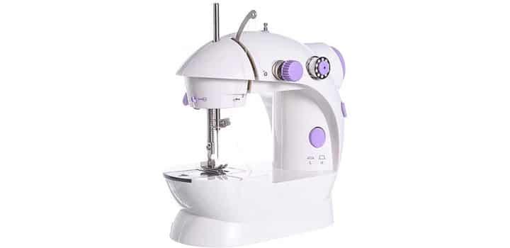 Nynel mini machine à coudre