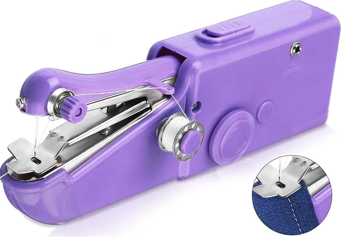 Safetyon machine à coudre à main portable