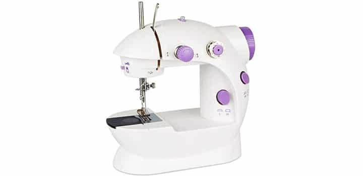 Sucastle mini machine à coudre