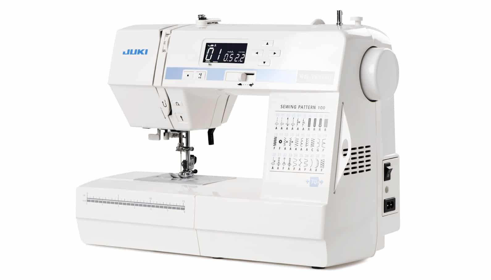 machine à coudre Juki HZL-LB5100